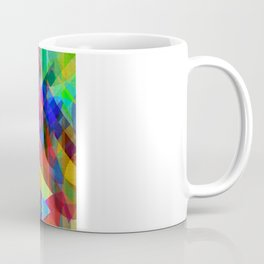 Geo Splurge Coffee Mug