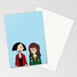 Daria & Jane Stationery Cards