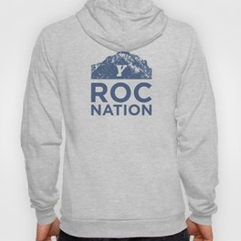BYU Roc Nation (Blue) Hoody