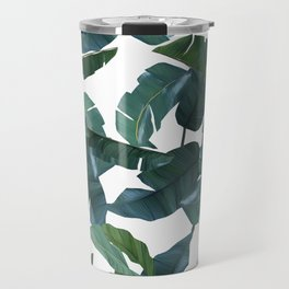 Banana Leaf Decor #society6 #decor #buyart Travel Mug