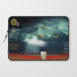 Defenders Of The Realm Laptop Sleeve