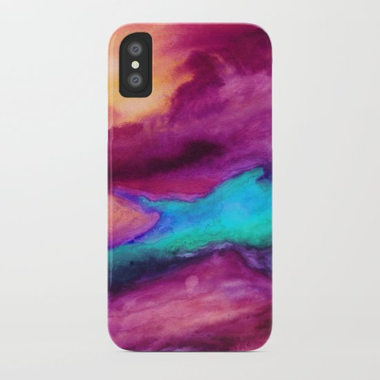 The Tide iPhone Case