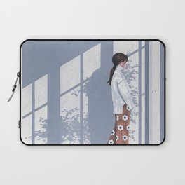 Someday, Someplace Laptop Sleeve