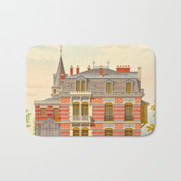 Brick constructions; ordinary brick from a decorative point of view - J. Lacroux and C. Détain - 187 Bath Mat