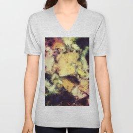 Crumbling sky Unisex V-Neck