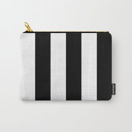 Stripes are the new black Carry-All Pouch