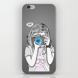 True Lens - Special Edition iPhone Skin