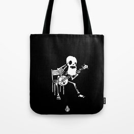Banjo wildwest Tote Bag