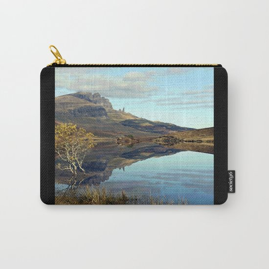 Travelling in Scotland No. 2 Carry-All Pouch