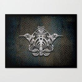 Bassnectar Family Crest (Metal) Canvas Print
