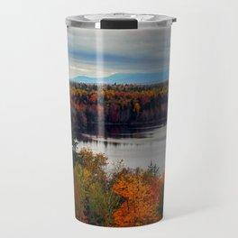 Katahdin Foliage (8) Travel Mug