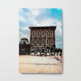 De Haven's Store Metal Print