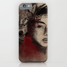 of a woman iPhone 6s Slim Case