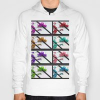 poem Hoodies featuring Floral poem by RicardMN Photography