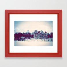 Töölönlahti Framed Art Print
