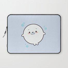 Baby Seal Kawaii Laptop Sleeve