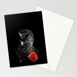 Big Boss (textless version) Stationery Cards