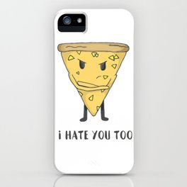 Pineapple Pizza iPhone Case