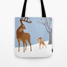 Bambi Tote Bag