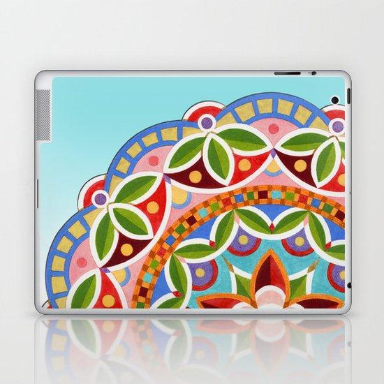 Luisa's Mandala Laptop & iPad Skin