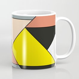 Geometric Art Design Coffee Mug