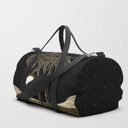 Full moon night Duffle Bag