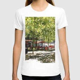 Street Cafes T-shirt