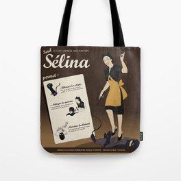 Sélina (version française) Tote Bag