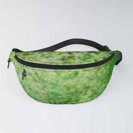 Red-Winged Blackbird Fanny Pack