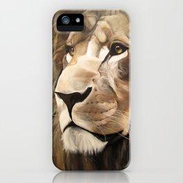 A Lion iPhone Case