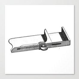 Composing stick (Typography) Canvas Print