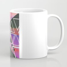 Hot Pink Night Sky Mug