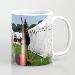 Medival Camp Coffee Mug