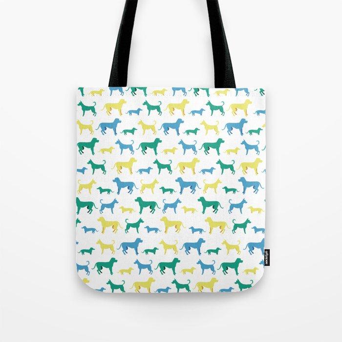 Dog Town No. 1 Tote Bag