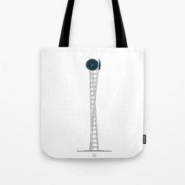 Reloj Universitario Tote Bag