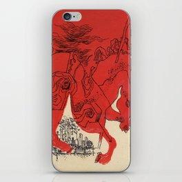 Catcher iPhone Skin