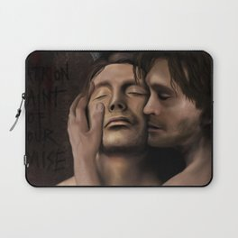 Hannibal and Will Laptop Sleeve