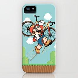 Super Cyclocross iPhone Case