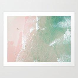 Ocean Walk VI Art Print