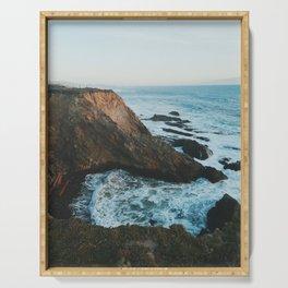 Californian Cliffs Serving Tray