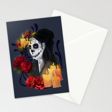 Day of the Dead Stationery Cards