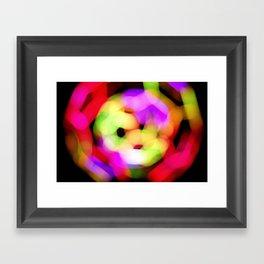 Buckyball Framed Art Print