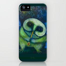 Night Music iPhone Case