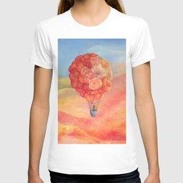 Hot Air Bloom T-shirt