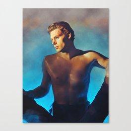 Johnny Weissmuller as Tarzan Canvas Print