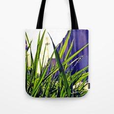 Vegetation everywhere Tote Bag