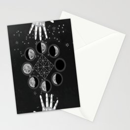 Moonhands Stationery Cards