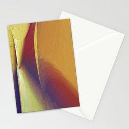Curvature & Nodes Stationery Cards