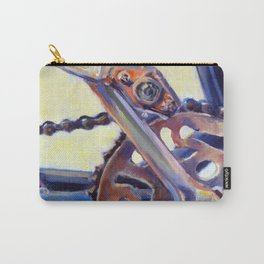 Bicycle Crank Carry-All Pouch