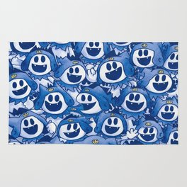 A Whole Lotta Jack Frost! Rug